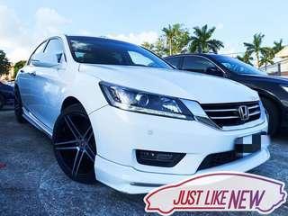 Honda Accord 2.0L Full spec