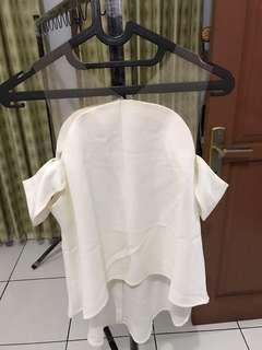 Nyla white top