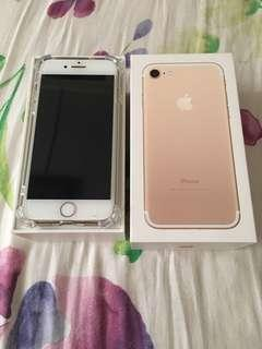 Good iphone 7 with 128gb