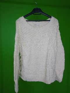 Zara Sweater Rajut