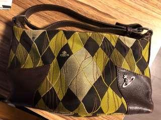 Vivienne Westwood bag  菱格 手袋 手挽袋 上膊