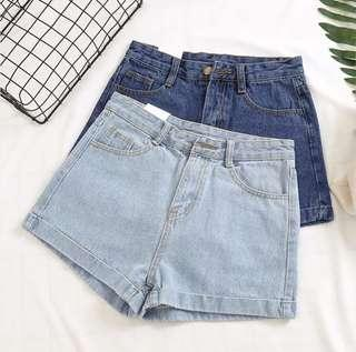 🚚 (PO) High Waist Shorts