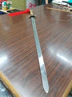 Wu Shu Tai Chi Chinese Sword 武术 太极 剑