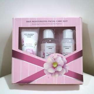 Miniso Rose Skin Care Set