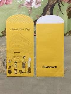 Maybank - Sampul Raya / SDR / Green Packet