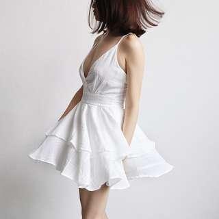 Pre-Order Party Skater Mini Dress