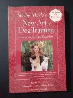 BOOK - New Art of Dog Training by Shelby Marlo