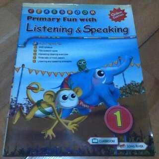 Primary Fun with Listening & Speaking 1