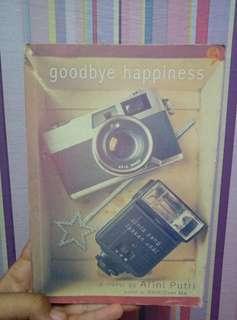 Novel Goodbye Happiness