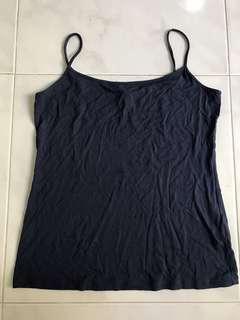 🚚 Navy blue camisole