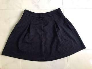🚚 Navy blue skirt