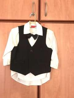 Toddler's suits