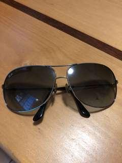 Men aviators authentic rayban