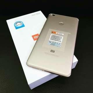 Kredit Xiaomi MI MAX 2 Ram 4 GB,Ukuran 6.44 inci.prses 3 mnt
