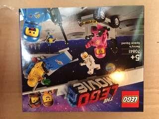 Lego Movie 2 Benny Astronaut Space Squad 70841