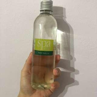 Ortus Body Satin Massage Oil 250ml