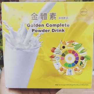 COSWAY營養代餐-金體素