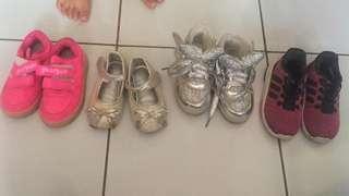 #bersihbersih  sepatu anak