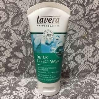 [新出❗️] Lavera Detox Effect Mask 有機水潤隔離面膜 50ml