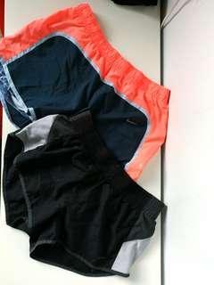 Original Nike Running Short Set - Size S