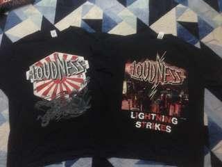 Loudness band Tshirtz
