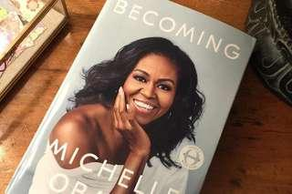 Becoming by Michelle Obama [HARDCOVER]