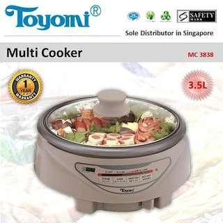 Toyomi Multi-Cooker (3.5L)