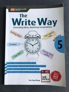 P5 The Write Way