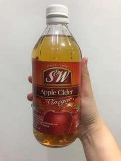 #bersihbersih Apple Cider for toner