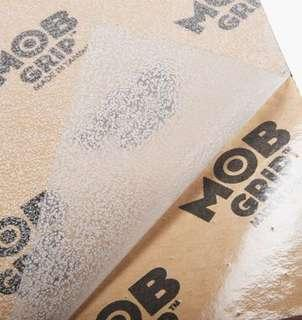 Skateboard Griptape MOB (Clear)