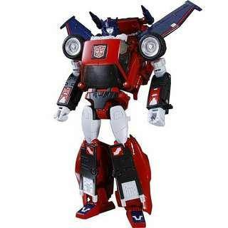 (Price reduced)  TRANSFORMERS MASTERPIECE MP-26 ROAD RAGE ko version