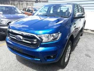 Ford ranger 2.0 xlt + limited
