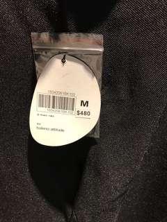 直腳褲 leather details