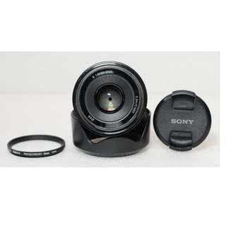 Sony E 35mm F1.8 OSS Mulus