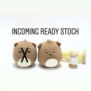 INCOMING READY STOCK