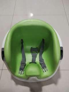 Ingenuity Baby Booster Seat - full set