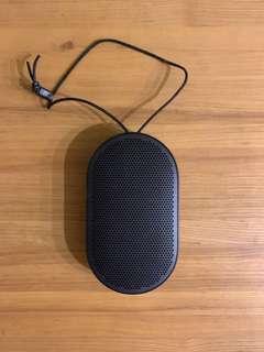 丹麥皇室御用 B&O Beoplay P2 輕巧款 無線藍芽喇叭