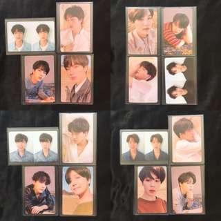 [WTS] BTS Love Yourself:Tear Member Photocard Set