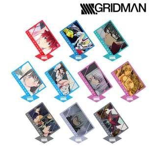 [PO] SSSS.GRIDMAN Trading Acrylic Stand 10Pack BOX