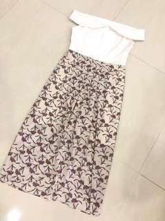 🚚 MGP Off Shoulder Dress