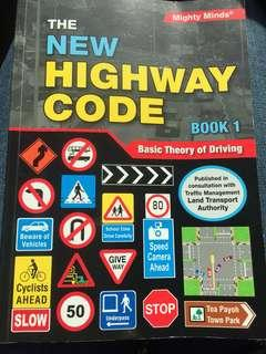 (PRICE REDUCED) Basic Theory Test Book