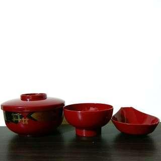 🚚 烏龍麵碗(三件組)