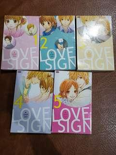 #bersihbersih love sign complete tamat
