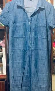 Original Old Navy Denim Dress