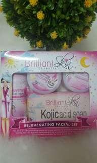 (Beauty Skincare) Brilliant Skin Set