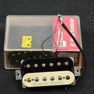 Seymour Ducan JB SH-4 Bridge 段 斑馬色 雙線圈 拾音器 *現金收購 樂器買賣 二手樂器吉他 鼓 貝斯 電子琴