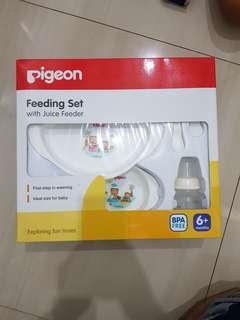 Jual Feeding kit merk pigeon