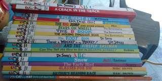Preloved dr seuss books