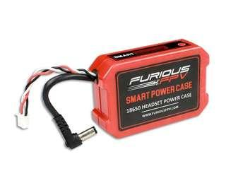 FuriousFPV Smart Power Case For 18650 Rechargeable Batteries