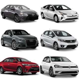 BEST CNY 2019 CAR RENTAL RATES SPECIAL!!!